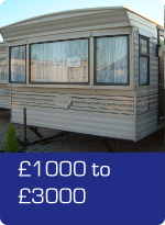 Used Static Caravans Between £1000 to £3000