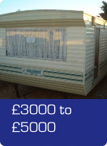 Used Static Caravans Between £3000 to £5000
