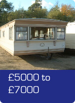 Used Static Caravans Between £5000 to £7000