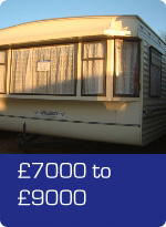 Used Static Caravans Between £7000 to £1000