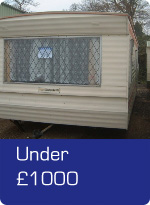 Used Static Caravans Under £1000