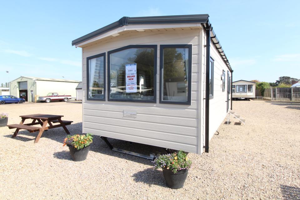 View Arronbrook Topaz 28x10ft 2 Bedrooms SC6851