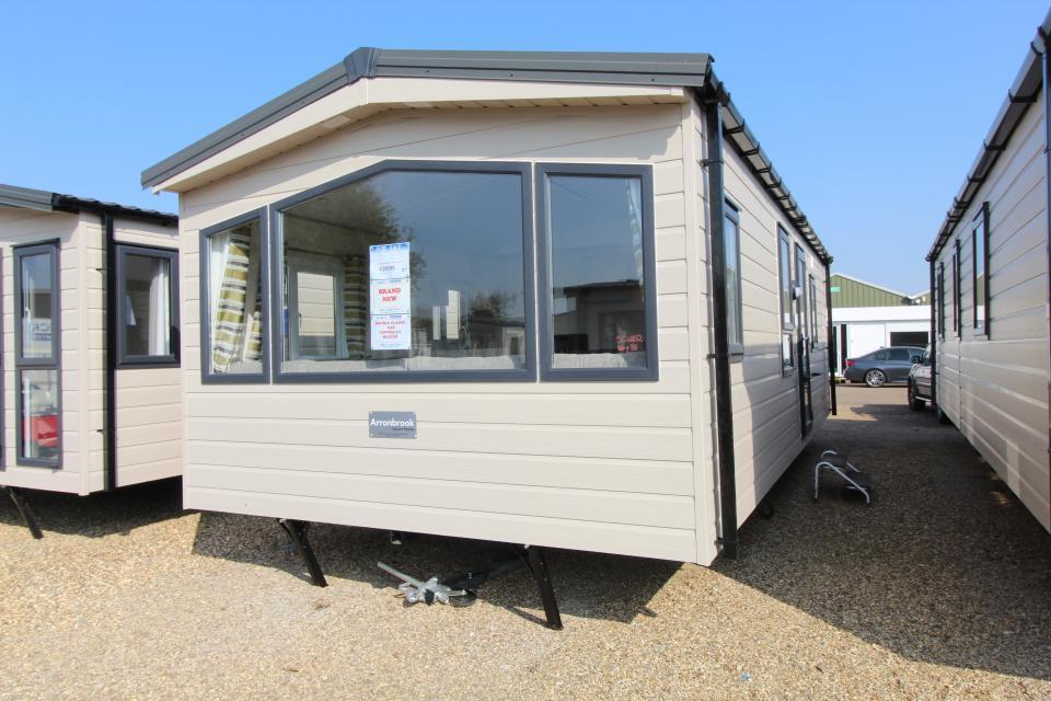 View Arronbrook Topaz 28x12ft 2 Bedrooms SC6852